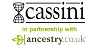 Cassini in partnership with Ancestry