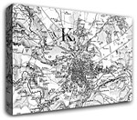 Historical Map Canvases