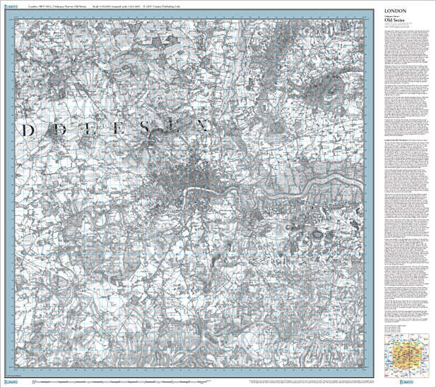 Cassini Maps London Old Series Cassini Maps Shopping Cart - Old map shop london